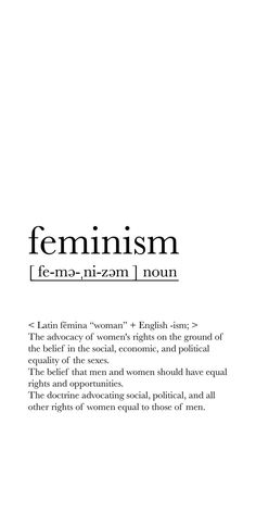 XS Case - Feminism - dictionary definition by Marta Olga Klara Feminist quotes and actions for The Indie Practice.Feminist quotes and actions for The Indie Practice. Political Equality, Feminism Quotes, Feminism Funny, Equality Quotes, Dictionary Definitions, Feminist Af, Intersectional Feminism, Patriarchy, Equal Rights