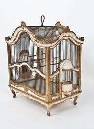 vintage italian florentine bird cage that reminds me of the lollipop man's cage car from chitty chitty bang bang Vintage Birds, Vintage Decor, Vintage Birdcage, Terrarium, Antique Bird Cages, The Caged Bird Sings, Vintage Italian, Beautiful Birds, Antique Furniture