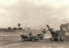 1935 Groundbreaking of the Keeneland Track.