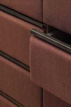 Bed Design, Wall Design, Modern Interior, Interior Architecture, Garderobe Design, Joinery Details, Furniture Handles, How To Clean Furniture, Furniture Inspiration
