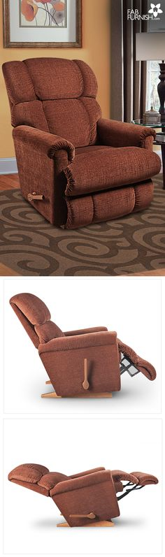 Lavish #Recliners  For an extravagant space which will make you reluctant to leave.