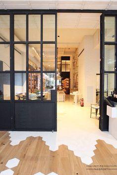 Такой вот пол от Artte из Barcelona. #floor #пол #design