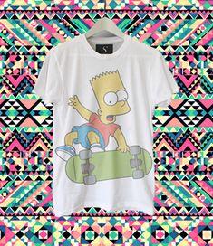 Bart Simpson shirt