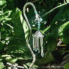 delicate fairy wind chimes