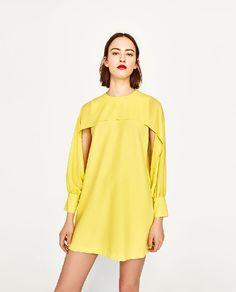 Zara - Vestidos para a primavera-verão