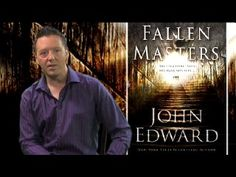 Fallen Masters by John Edward. Awesome fiction book!! Loved it!