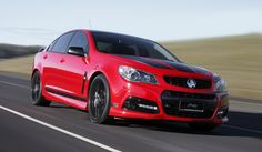 2015 Holden Commodore SSV Gets Special Edition Inspired By Aussie Motorsport Hero. See more on Motor Authority
