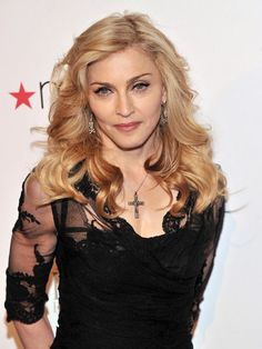 Madonna Flashes Breast at Istanbul Concert