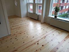 Eén vloer opties grenenhout cetabever