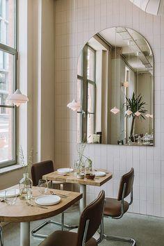 wear this there: nadzieja. | sfgirlbybay Bauhaus Architecture, Architecture Restaurant, Bauhaus Restaurant, Bauhaus Interior, Interior Architecture, Bauhaus Style, Bauhaus Design, Design Café, Interior Design