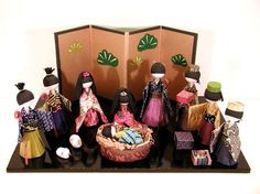 nativity scene japan - Google Search