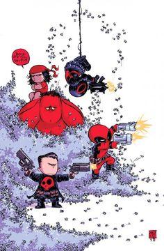 Melancia Atómica: Heróis crianças