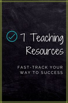 7 Teaching Resources That Will Fast-Track Your Way to Success - The Ordinary Love Story Middle School Ela, High School, New Teachers, School Teacher, The Ordinary, Teaching Resources, Love Story, Track, Success