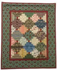 country quilts -- courthouse steps