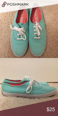 Selling this Keds Champion Originals (Women's Size 8.5) on Poshmark! My username is: brittanyyy97. #shopmycloset #poshmark #fashion #shopping #style #forsale #Keds #Shoes
