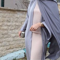 Hijab Fashion   Nuriyah O. Martinez   #EsteeAudra #abaya