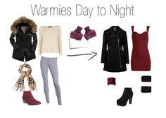 Warmies guantes sin dedos de piel sintetica y lana Moda otoño invierno 2013 #fashion