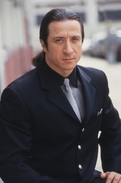 Federico Castelluccio (born April 29, 1964) as Furio Giunta on the HBO TV series, The Sopranos.