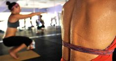 Bikram Yoga: Sweating It Out While You Stretch It Out