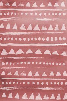 Pattern Studies 08 / Watercolor   Kercia Jane Design Blog http://blog.kerciajane.com/design-work/pattern-studies/pattern-studies-08-watercolor