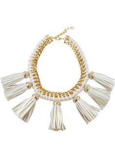 Lucinda Gold Fringe Necklace Fringe Necklace, Gold, Jewelry, Craft Jewelry, Jewellery Making, Jewlery, Jewelery, Jewels, Yellow