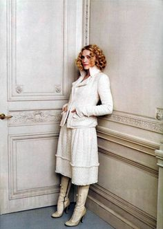 Madonna by Lorenzo Agius - Ladies' Home Journal, 2005. #Fashion #Neovictorian #Victorian