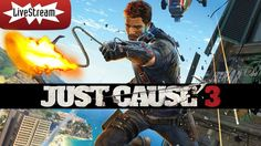 DONT WATCH ME PLAY JUST CAUSE 3 LIVE