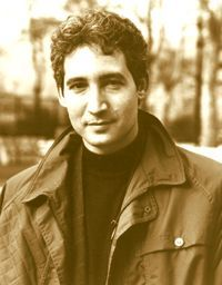 Brian Greene (born 1963), theoretical physicist, author of Elegant Universe and Fabric of the Cosmos.