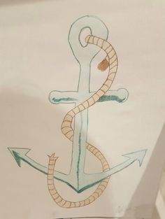 Anchor drawing