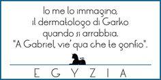 Dermatologi arrabbiati e botox.  #humor #microstorie #garko #sanremo2016 #botox http://ift.tt/20XTDfd