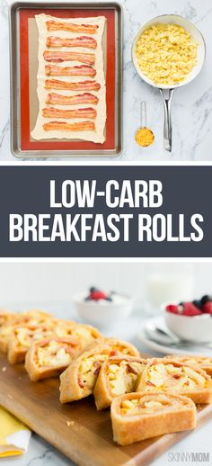 Everyone will love these lightened-up breakfast rolls!