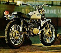 Yamaha scrambler