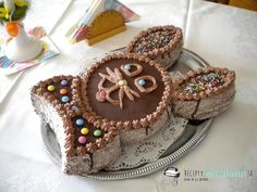 Torta veľkonočný zajac - recept | recepty.mozessavydavat.sk