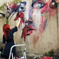 Les portraits intenses d'Agnes-cecile (Silvia Pelissero) ! | Mélanie Duranteau