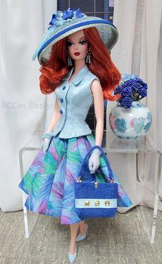 https://flic.kr/p/Ump35F | New fashion for Barbie Silkstone -248 a