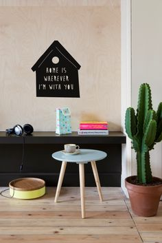 WALL*MANIA muursticker | wall decal #quote #home #sticker