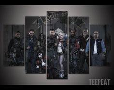 Suicide Squad . #print #printable #beauty #art #teepeat