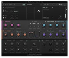 VocalSynth, VocalSynth plugin, buy VocalSynth, download VocalSynth trial, iZotope VocalSynth