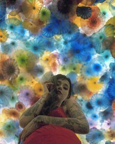 Gorgeous Film Portrait Photography by Tamara Lichtenstein #inspiration #photography