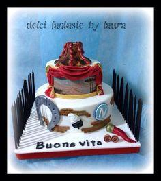 Naples cake