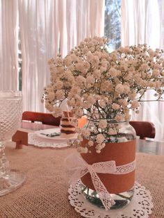 Las Cumadres - Mesa Posta Batizado-3 Happy Day, Wedding Day, Table Decorations, Home Decor, Manicures, Sweet Home, Wedding Lunch, Wedding Table, Civil Wedding