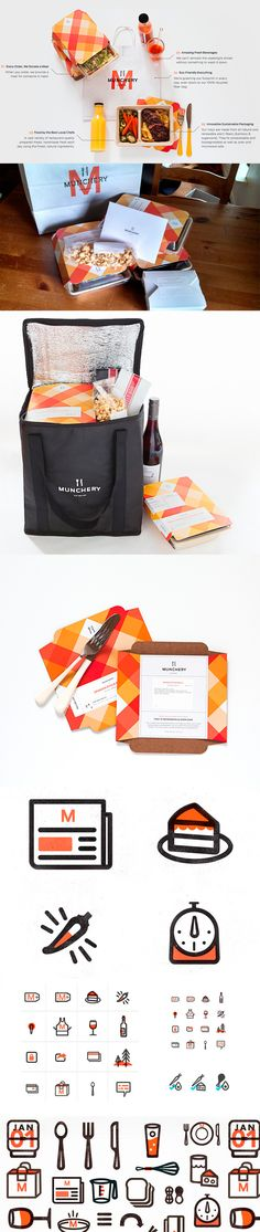 pinterest.com/fra411 #identity / munchery food delivery service