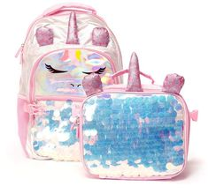 Boys Blue Preschool Toddler Childrens Backpack /& Lunch Box Set Space Galaxy