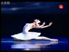 """Svetlana Zakharova performs """"The Swan,"""" XIII Le cygne) from The Carnival of the Animals (Le carnaval des animaux) composed by Camille Saint-Saëns."""