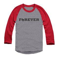 Forever, TX Raglan Baseball T-shirt – Tumbleweed TexStyles