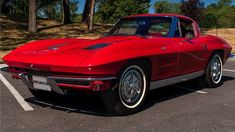 1963 Chevrolet Corvette Split Window Coupe - 1