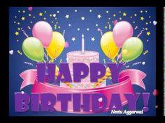 24 Best Happy Birthday Videos Images Happy Birthday Video