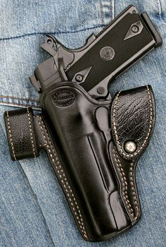 Posts about Gun holsters written by Thanh N. 1911 Holster, Pocket Holster, Pistol Holster, 1911 Pistol, Colt 1911, Kydex, Paddle Holster, Custom Leather Holsters, Western Holsters