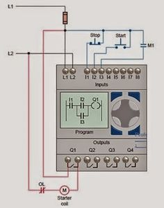PLC Wiring Design - Electrical Engineering World