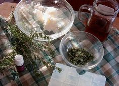 Homemade Rosemary & Lavender Soap Makes a Perfect Gift | Jo's Health Corner